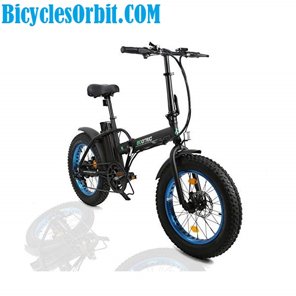 ECOTRIC 20 New Fat Tire Folding Beach Snow Electric Mountain Bike BicyclesOrbit.jpg
